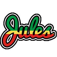 Jules african logo