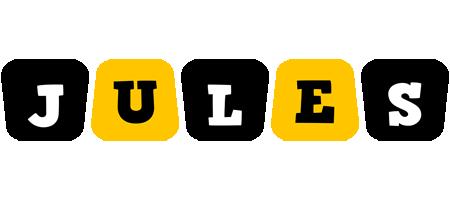 Jules boots logo