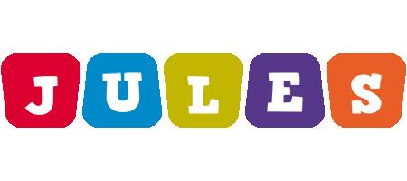 Jules daycare logo