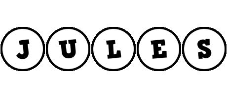 Jules handy logo