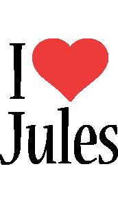 Jules i-love logo