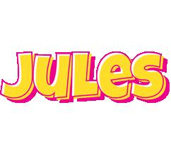Jules kaboom logo