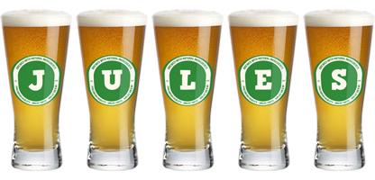 Jules lager logo