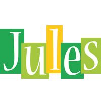 Jules lemonade logo