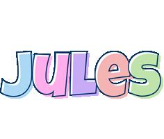 Jules pastel logo