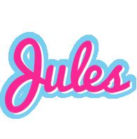Jules popstar logo