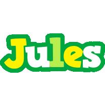 Jules soccer logo