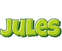 Jules summer logo