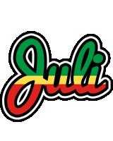 Juli african logo