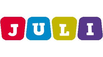 Juli daycare logo