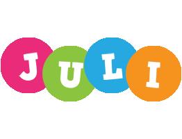 Juli friends logo