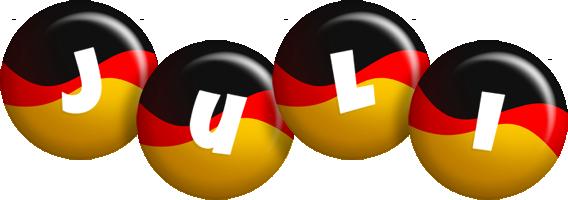 Juli german logo
