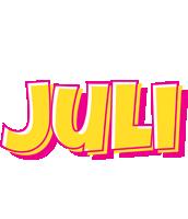 Juli kaboom logo