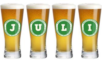 Juli lager logo