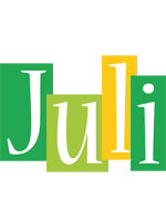 Juli lemonade logo
