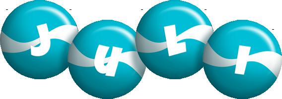 Juli messi logo