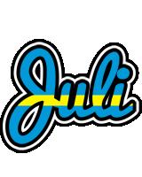 Juli sweden logo