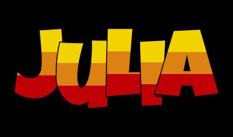 Julia Logo | Name Logo Generator - I Love, Love Heart ...