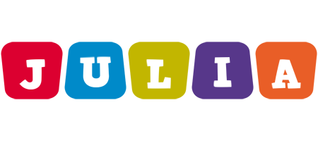 Julia kiddo logo