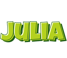 Julia summer logo