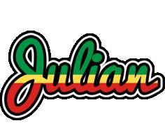 Julian african logo