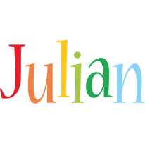 Julian birthday logo