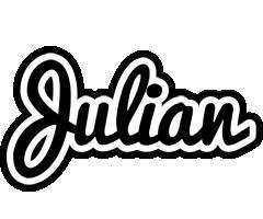 Julian chess logo