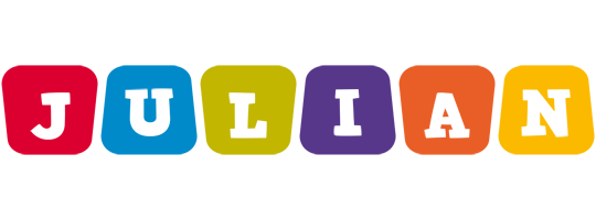 Julian daycare logo