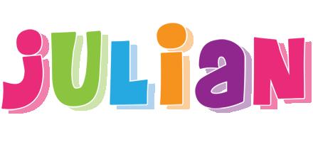 Julian friday logo