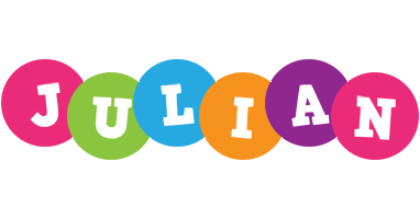Julian friends logo