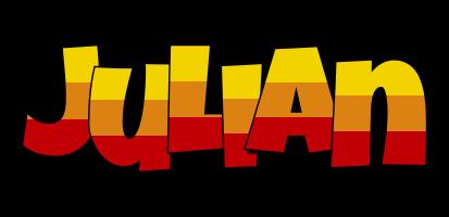 Julian jungle logo