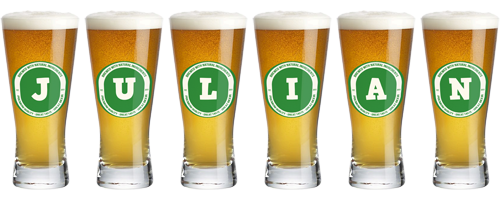Julian lager logo