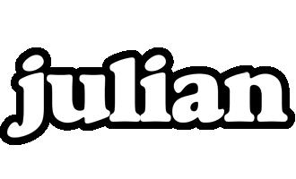 Julian panda logo