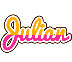 Julian smoothie logo