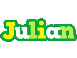 Julian soccer logo