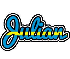 Julian sweden logo
