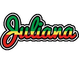 Juliana african logo