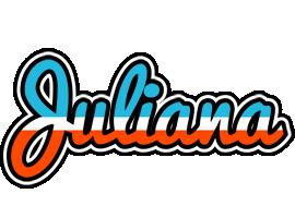 Juliana america logo