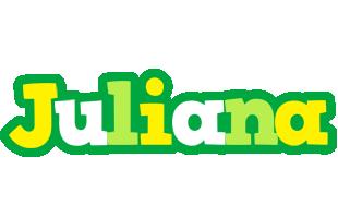 Juliana soccer logo