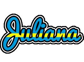 Juliana sweden logo