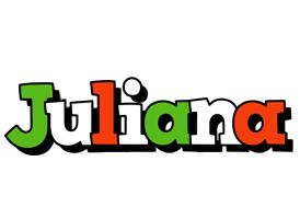 Juliana venezia logo