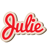 Julie chocolate logo