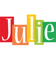 Julie colors logo