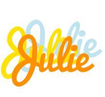 Julie energy logo