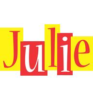 Julie errors logo