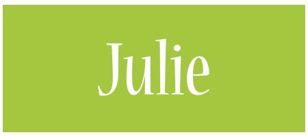 Julie family logo