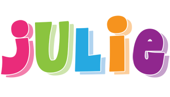 Julie friday logo