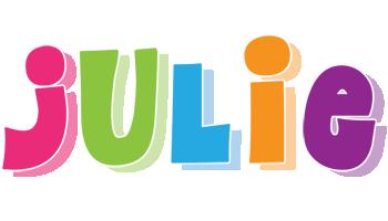 Julie friday logo