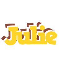 Julie hotcup logo