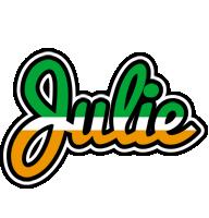 Julie ireland logo